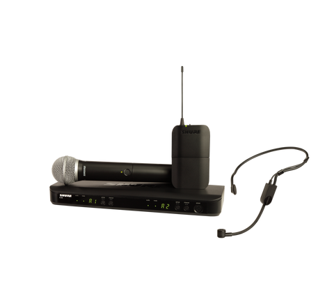 BLX1288/P31 - Wireless Combo System with PG58 Handheld and PGA31 Headset