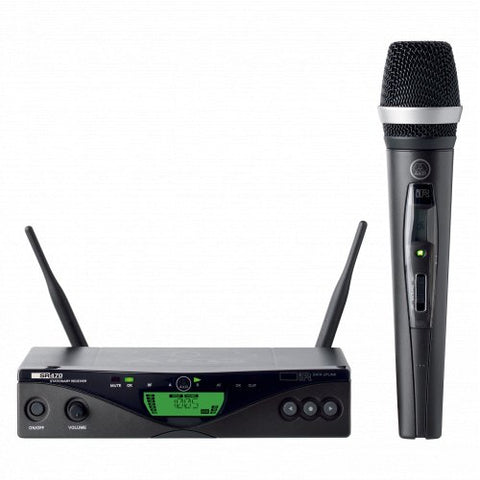 AKG WMS470-D5 - VOCAL SET D5 WIRELESS MIC SYSTEM (FREQ: BD7)