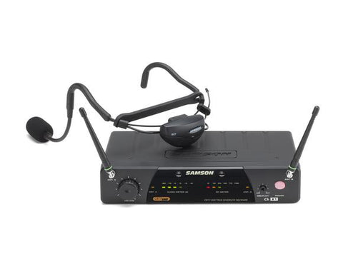 AirLine 77 AH7 Fitness Headset - Wireless System