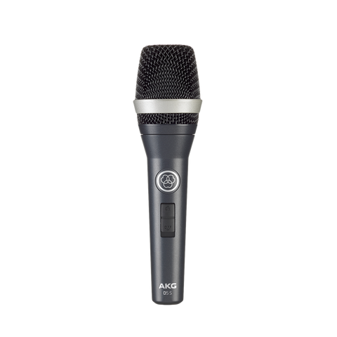 AKG D5S - Professional dynamic vocal microphone with on/off switch