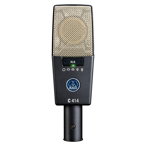AKG C414XLS - Reference multipattern condenser microphone