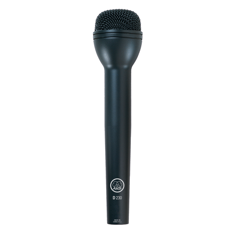 AKG D230 - High-performance dynamic ENG microphone
