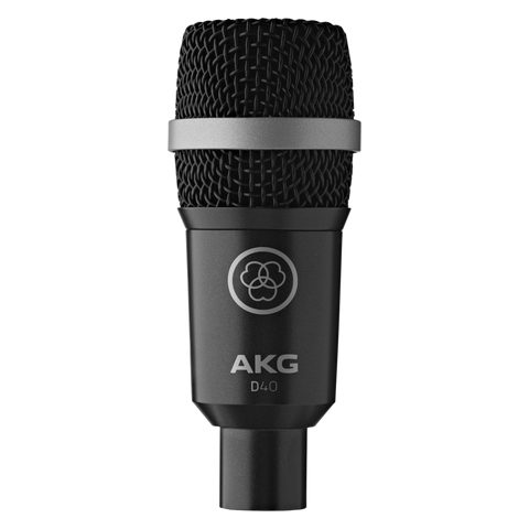 AKG D40 - Professional dynamic instrument microphone