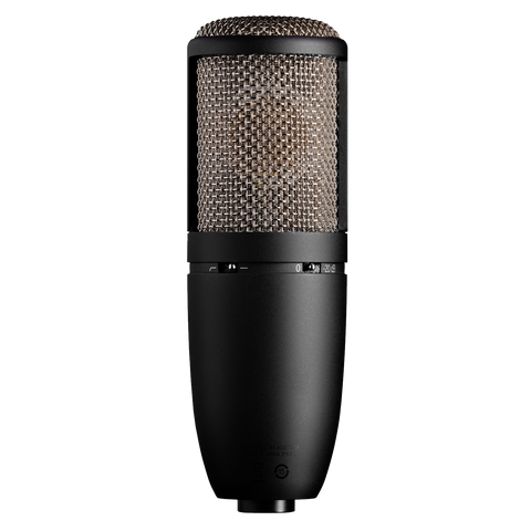 AKG P2 - High-performance dual-capsule true condenser microphone