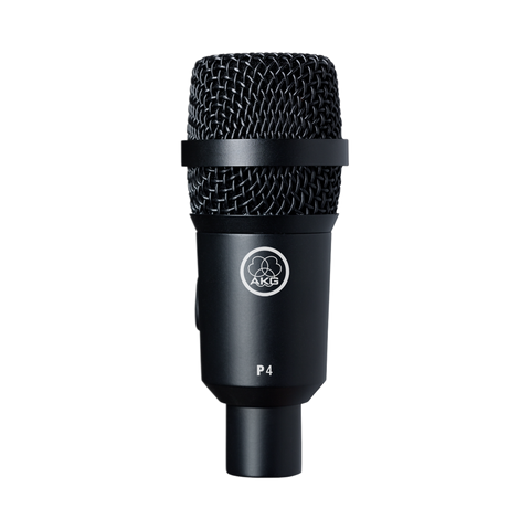AKG P4 - High-performance dynamic instrument microphone