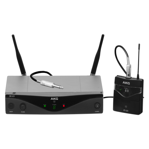 AKG WMS420-INSTR - Professional wireless microphone system