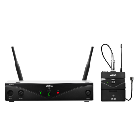 AKG WMS420-PRESENTER - Professional wireless microphone system