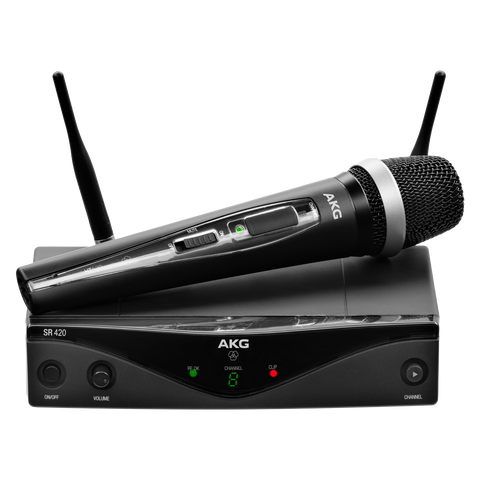 AKG WMS420-VOCAL - Professional wireless microphone system