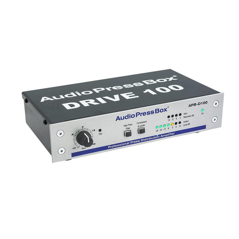 AudioPressBox APB-D100 - Distribution Drive unit, 1 LINE Input