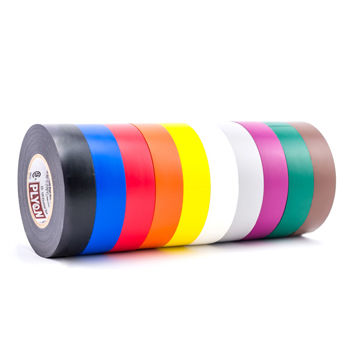 EE-100 - General Purpose Vinyl Electrical Tape (colors) Pack of 10