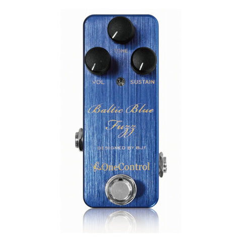 BALTIC-BLUE Fuzz Pedal
