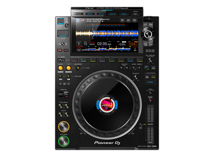 Pioneer CDJ-3000 - Pro DJ High-Resolution Multi-Player