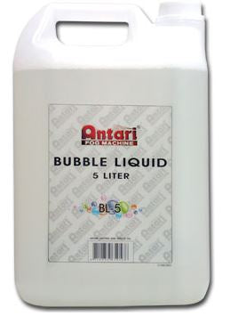 BL-5 -  5-litre water-based bubble liquid