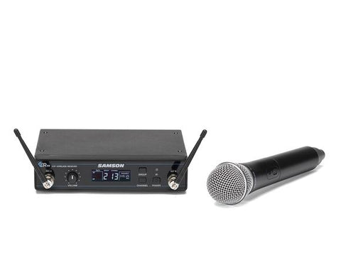 Concert 99 Handheld - Frequency-Agile UHF Wireless System