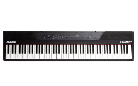 CONCERT - 88-Key Digital Piano with Full-Sized Keys
