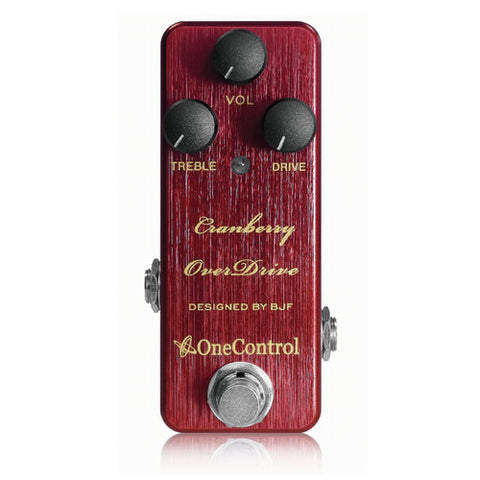 CRANBERRY Overdrive Pedal