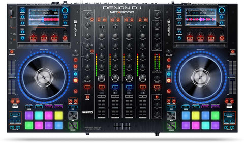 MCX8000 - PROFESSIONAL STANDALONE DJ PLAYER AND DJ CONTROLLER