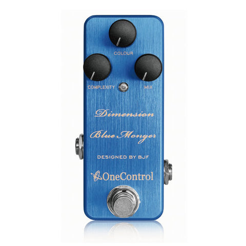 DIMENSION-BLUE Modulation Pedal