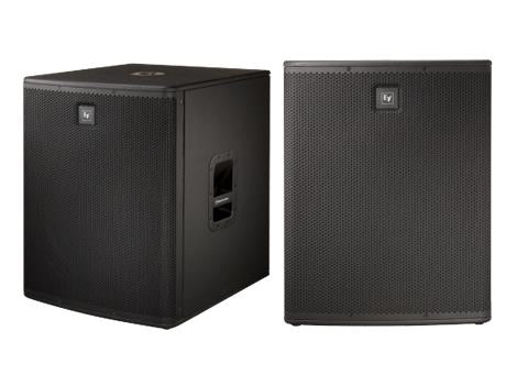 EV self powered 18'' subwoofer