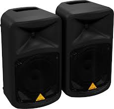 Ultra-Compact 500-Watt 8-Channel Portable PA System with MP3