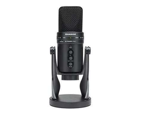 G-Track Pro - Professional USB Microphone with Audio Interface