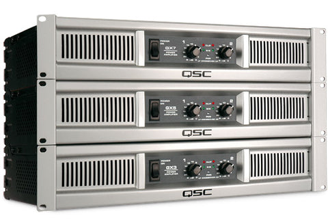 Professional Power Amplifiers