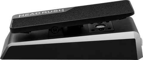 HEADRUSH PREMIUM EXPRESSION PEDAL WITH TOE SWITCH