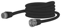 DIGIFLEX Tour Series LSS Socapex Cables 14 AWG