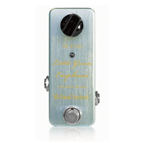 LITTLE-GREEN Dynamic Boost Pedal