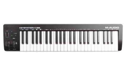 M-AUDIO KEY STATION49 - 49-Key USB-Powered MIDI Controller