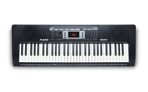 MELODY 61 MKII - 61-Key Portable Keyboard with Built-In Speakers