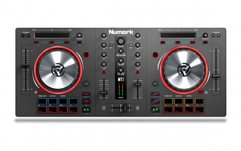 Mixtrack 3 - All-in-one Controller Solution for Virtual DJ