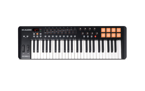 M-AUDIO Oxygen 49 MK IV - USB MIDI Performance Keyboard Controller