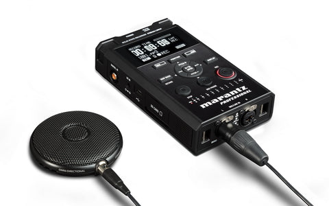 PMD661MKIII - PROFESSIONAL PORTABLE AUDIO RECORDER WITH FILE ENCRYPTION