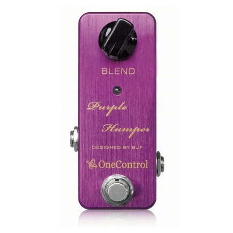 PURPLE-HUMPER Boost Pedal