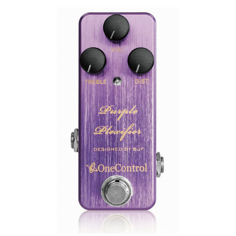 PURPLE-PLEXIFIER Distortion Pedal