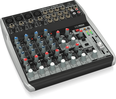 XENYX Q1202USB - 12 inputs analog mixer board with USB