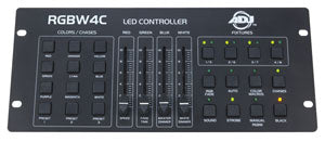 RGBW 4C LED lighting controller