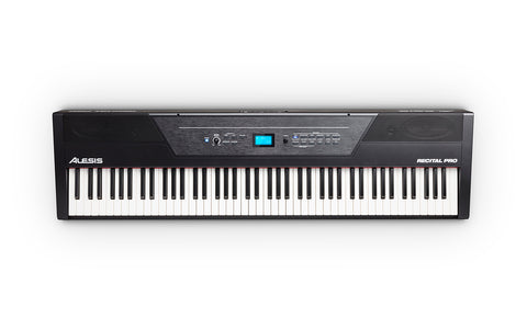 RECITAL PRO 88-Key Digital Piano with Hammer-Action Keys