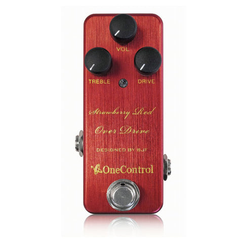 STRAWBERRY-RED - Overdrive Pedal