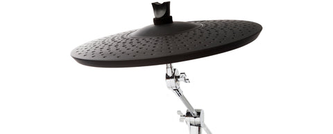 "STRIKE 14"" CYMBAL -  Dual-Zone Electronic Cymbal with Hardware"