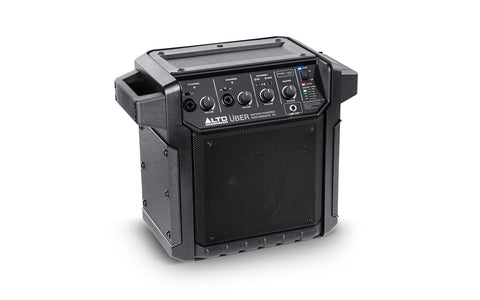 ALTO Uber PA - 50-WATT PORTABLE RECHARGEABLE BLUETOOTH® PA SYSTEM