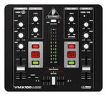 Professional 2-Channel DJ Mixer with USB/Audio Interface