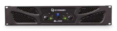CROWN XLi 2500 - Two-channel, 750W @ 4Ω Power Amplifier
