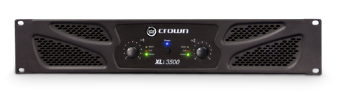 CROWN XLi 3500 - Two-channel, 1350W Power Amplifier