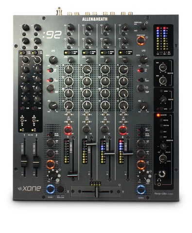 Professional 6 channel Club/DJ mixer