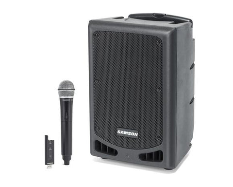 XP208w Rechargeable Portable PA with Stage XPD2 Digital Handheld Microphone and Bluetooth® 200W