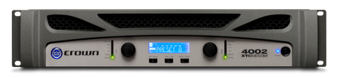 CROWN XTi 4002 - Two-channel, 1200W @ 4Ω Power Amplifier