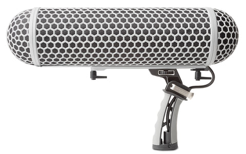 ZP-1 - Blimp-style Microphone Windscreen and Shockmount
