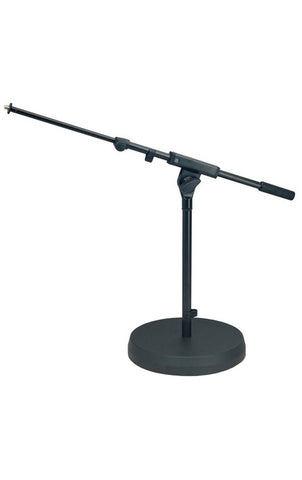 LOW LEVEL Steel microphone stand